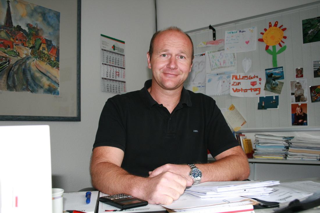 Geschäftsführung, Maurermeister, Projektabwicklung, Baustellenmanagement