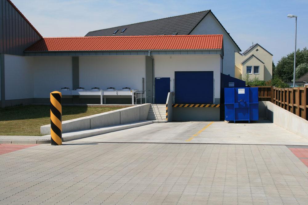 Industrie- und Gewerbebauten – Helmut Kück Bauunternehmung GmbH