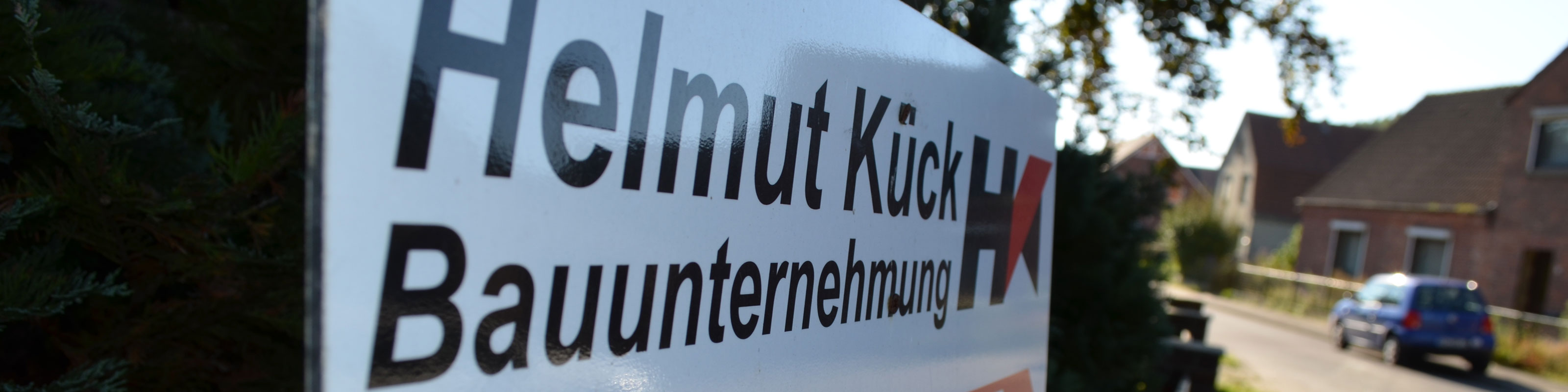 Unternehmen – Helmut Kück Bauunternehmung GmbH