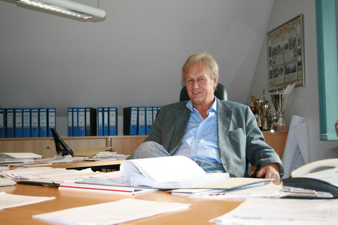 Geschäftsführung, Maurermeister, Immobilienmanagement